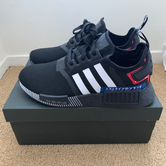 Adidas Shoes Nmd R1 Japan Pack Black 2019 Size 85 Us Poshmark